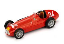 Brumm R036 Alfa Romeo 158 #34 'Juan Manuel Fangio' winner Grand Prix of Monaco & F1 World Champion 1950