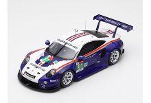 Spark Model S7032 Porsche 911 991 RSR Porsche GT Team #91 'Richard Lietz - Gianmaria Bruni - Frédéric Makowiecki' 2nd pl LMGTE PRO cl Le Mans 2018