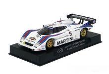 Slot.It SICA21b Lancia LC2 #5 Martini 'Mauro Baldi - Bob Wollek - Riccardo Patrese' Winner Spa Francorchamps 1000Km 1985