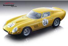 Tecnomodel TM18-85B Ferrari 275 GTB-C Ecurie Francorchamps #24 'Willy Mairesse - Jean Beurlys' 3rd pl oa, winner GT4.0 cl. Le Mans 1965