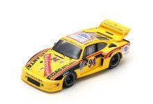 Spark Model US046 Porsche 935 #94 'Klaus Ludwig - Bill Whittington - Don Whittington' winner 6hr Watkins Glen 1979
