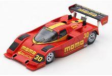 Spark Model US050 March 86G #30 MOMO 'Gianpiero Moretti - Michael Roe' Lime Rock 1988
