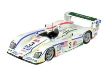 Minichamps 400051303 Audi R8 Champion Racing #3 'JJ Lehto - Marco Werner - Tom Kristensen' winner Le Mans 2005