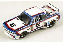 Spark Model 43DA76 BMW 3.5 CSL #59 'Peter Gregg - Brian Redman' winner 24 hrs of Daytona 1976