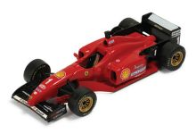 "IXO Models SF10/96 Ferrari F310 #1 ""Michael Schumacher"" winner Grand Prix of Barcelona 1996"