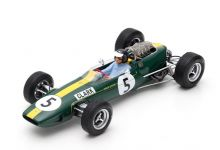 Spark Model 18S416 Lotus 33 #5 'Jim Clark' winner British Grand Prix & F1 World Champion 1965