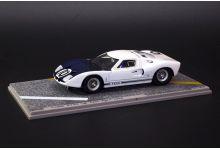 Bizarre Models BZ329 Ford GT40 Le Mans Test 1964