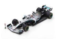 Spark Model S6071 Mercedes-AMG Petronas W10 #44 'Lewis Hamilton' Winner Grand Prix of China 2019Spark Model S6071 Mercedes-AMG Petronas W10 #44 'Lewis Hamilton' Winner Grand Prix of China 2019