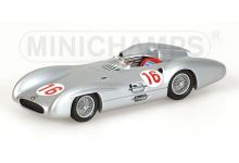 Minichamps 432543016 Mercedes-Benz W196 #16 'Juan Manuel Fangio' winner Grand Prix of Italy and F1 World Champion 1954