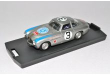 Bang 7263 Mercedes 300 SL Coupe #3 'Hermann Lang - Erwin Grupp' 2nd pl Carrera Panamericana 1953