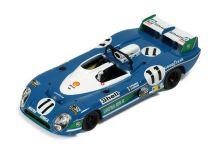 IXO Models LM1973 Matra MS670B #11 'Henri Pescarolo - Gérard  Larrousse' winner Le Mans 1973