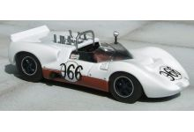 Marsh Models MM206 Chaparral 2 #366 'Jim Hall' 1st pl USRRC Laguna Seca 1964
