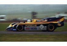 Marsh Models MM088/66 Porsche 917/30 Sunoco 'Brian Redman' #66 2nd pl. Can-Am Challenge Cup Mid-Ohio 1974