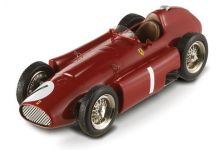 Mattel Elite T6276 Ferrari D50 #1 'Juan Manuel Fangio' winner GP of England & F1 World Champion 1956