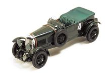 "IXO Models LM1930 Bentley Speed Six #1 'Captain Woolf ""Babe"" Barnato - Glen Kidston' winner Le Mans 1930"