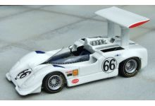Marsh Models MM236 Chaparral 2G #66 'Jim Hall' DNF Las Vegas Can-Am 1967