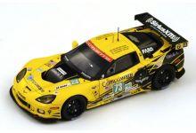 Spark Model S3728 Chevrolet Corvette C6 ZR1 #73 Corvette Racing 'Antonio Garcia – Jan Magnussen – Jordan Taylor' 23rd pl Le Mans 2012