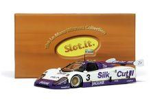 Slot.It SICW11 Jaguar XJR12 #3 'Price Cobb - Martin Brundle - John Nielsen' winner Le Mans 1990