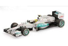 Minichamps 410120108 Mercedes AMG Petronas W03 'Nico Rosberg' winner Chinese Grand Prix 2012