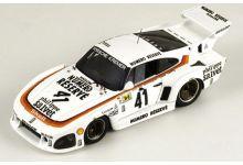 Spark Model 43LM79 Porsche 935 K3 Numero Reserve #41 'Don & Bill Whittington - Klaus Ludwig' winner Le Mans 1979