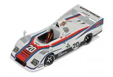 IXO Models LM1976 Porsche 936/76 #20 Martini 'Jacky Ickx - Gijs van Lennep' winner Le Mans 1976