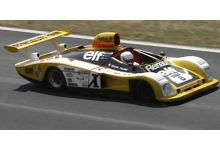 """Spark Model S1552 Alpine Renault A443 #1 """"Jean-Pierre Jabouille - Patrick Depailler"""" Le Mans 1978"""