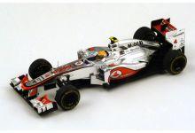 Spark Model S3045 McLaren MP4-27 #4 'Lewis Hamilton' 5th pl Grand Prix of Monaco 2012