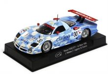 Slot.It SICA14c Nissan R390 GT1 #30 Clarion 'John Nielsen - Michael Krumm - Franck Lagorce' 5th pl Le Mans 1998