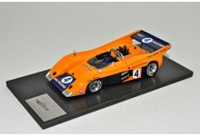 Marsh Models MM082B4 McLaren M20 #4 'Peter Revson' 2nd pl Can-Am Riverside 1972
