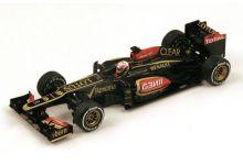 Spark Model S3054 Lotus E21 #8 'Romain Grosjean' 10th pl Australian Grand Prix 2013