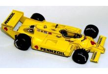 Formula Models FM06B4 Chaparral 2K 'Johnny Rutherford' winner Indy 500 1980