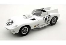 "Marsh Models MM251B10 Chaparral 1 #10 ""Bob Donner - Ronnie Hissom - Hap Sharp"" 12 hrs of Sebring 1963"