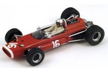 "Spark Model S3138 McLaren M4B #16 ""McLaren"" 4th GP of Monaco 1967"
