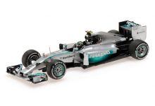 "Minichamps 410140006 Mercedes AMG W05 Petronas F1 Team #6 ""Nico Rosberg"" 1st pl Australian Grand Prix 2014"