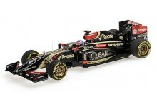 "Minichamps 417140008 Lotus F1 Team Renault E22 #8 ""Romain Grosjean"" F1 2014"