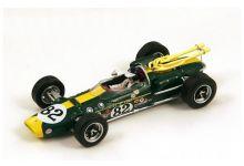 Spark Model 43IN65 Lotus 38 #82 'Jim Clark' Winner Indy 500 1965