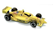 "Formula Models FM22-B4 Pennzoil Dallara Oldsmobile IR-01 Flag ""Sam Hornish"" Series Champion 2001"
