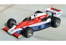 "Formula Models FM38-B71 Penske PC6 #71 ""Rick Mears"" Indy 500 1978"