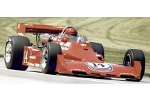 "Replicarz R43023 Coyote/Foyt #14 Gilmore Racing Team Special ""AJ Foyt"" winner Indy 500 1977"