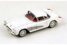 Spark Model S2967 Chevrolet Corvette C1 Hard Top 1960