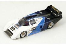 Spark Model S2991 March 83G #57 Blue Thunder Racing 'Randy Lanier - Bill Whittington' Champion IMSA 1984