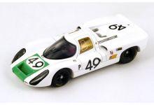 Spark Model S4161 Porsche 907 #49 'Hans Herrmann - Jo Siffert' winner 12 hrs of Sebring 1968