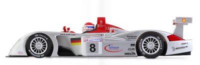 Slot.It SICW19 Audi R8 Joest #8 'Frank Biela - Tom Kristensen - Emanuele Pirro' winner Le Mans 2000