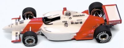 "Formula Models FM26-B68 Dallara Oldsmobile IR-01 #68 ""Helio Castoneves"" Winner Indy 500 2001"