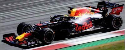 Spark Model S6088 Aston Martin Red Bull Racing RB15 F1 Team #33 'Max Verstappen' Winner Austrian GP 2019
