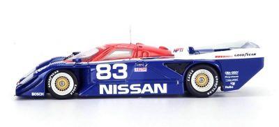 Spark Model 43SE90 Nissan GTP ZX-T #83 'Derek Daly - Bob Earl' winner 12 hrs of Sebring 1990