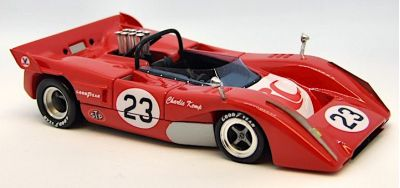 Marsh Models MM289B23 McLaren M8C #23 'Charlie Kemp' Can-Am Mosport 1971