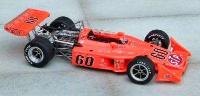Formula Models FM16B60