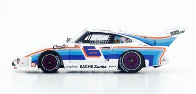 "Spark Model 43SE80 Porsche 935 K3 #6 Barbour Racing ""'John Fitzpatrick - Dick Barbour' winner 12 hrs of Sebring 1980"