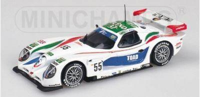 Action - Minichamps AC4978955 Panoz GTR-1 #55 'David Brabham - Perry McCarthy - Doc Bundy' Le Mans 1997